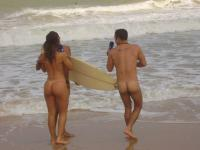 Tambaba Nudist Beach